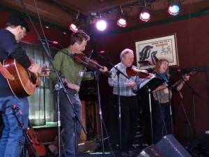 Jonny Rosen, Ed, John, & Trish