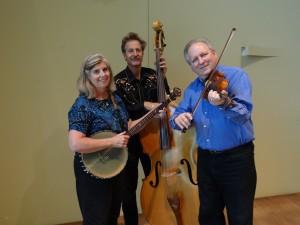Trish, Ed, & John