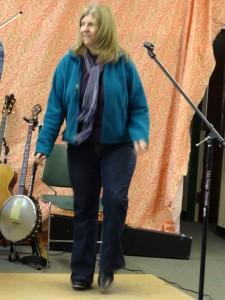 Trish Dancin'