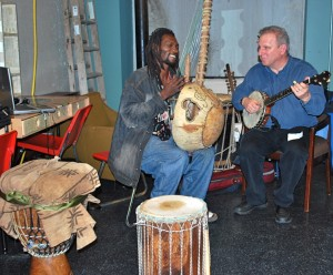 Fode Sissoko & John