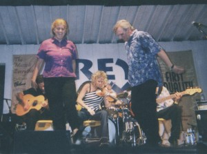 John & Trish & the Natalie MacMaster Band